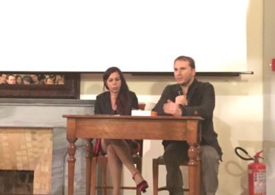 Festival B&N 2016 - Presentazione Afghanistan missione incompiuta di Nico Piro 4
