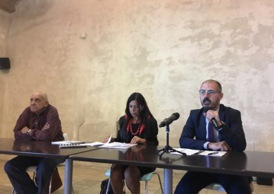 Festival B&N 2017_Conferenza Stampa Mostra Lucas 1