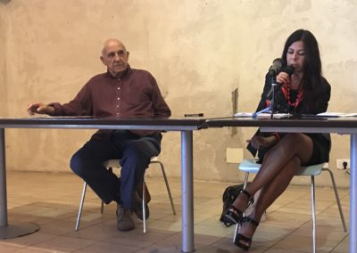 Festival B&N 2017_Conferenza Stampa Mostra Lucas 2