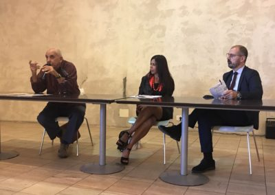 Festival B&N 2017_Conferenza Stampa Mostra Lucas 5