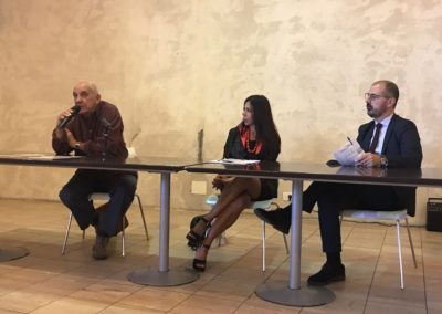Festival B&N 2017_Conferenza Stampa Mostra Lucas 6