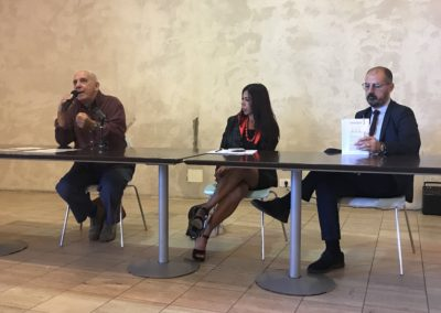 Festival B&N 2017_Conferenza Stampa Mostra Lucas 7