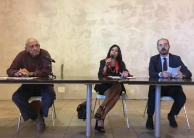 Festival B&N 2017_Conferenza Stampa Mostra Lucas 8
