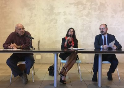 Festival B&N 2017_Conferenza Stampa Mostra Lucas 9