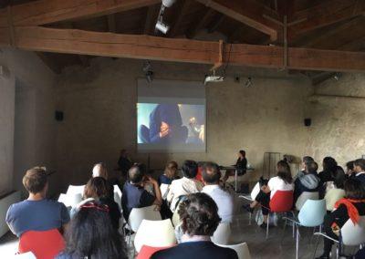 Festival B&N 2017_Valerio Cataldi (Tg 2) Oltre confinePROIEZIONE DI IO SONO AZIZ DI V. CATALDI. proiezione io sono AzizJPG
