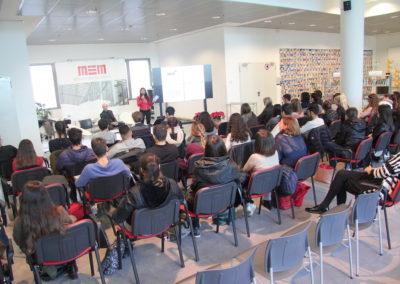 Foto Festival B&N 2016 - Conferenza stampa con gli alunni del liceo classico Siotto Pintor 4